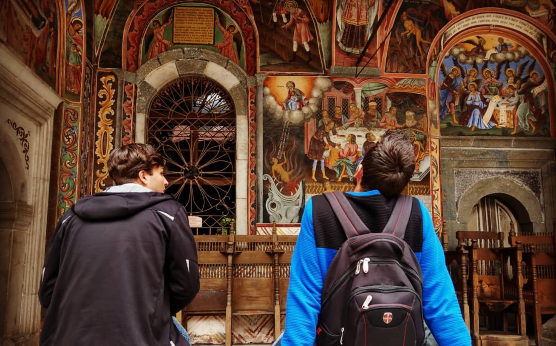 Image Blog: Manuscripten van hand tot hand in Sofia