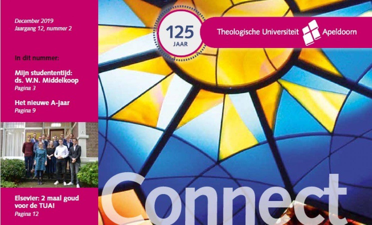 Image Decembernummer TUA Connect verschenen