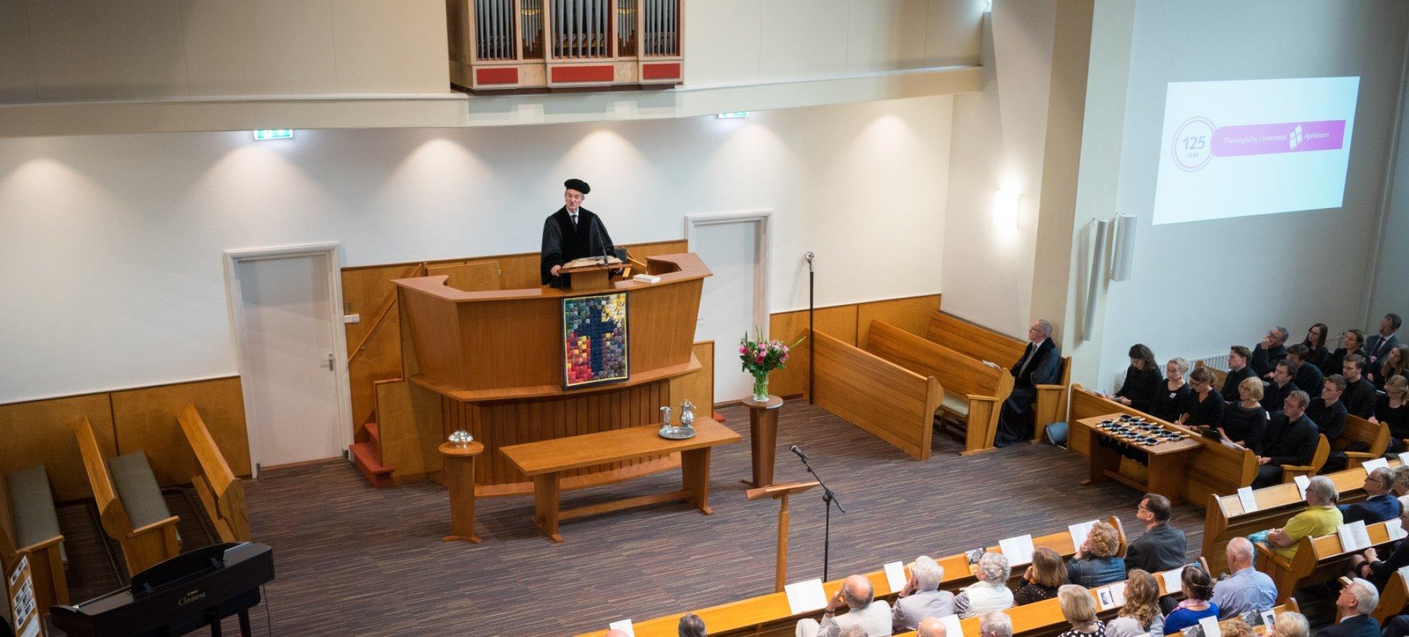 Image Lezing prof. dr. A. van de Beek nu online