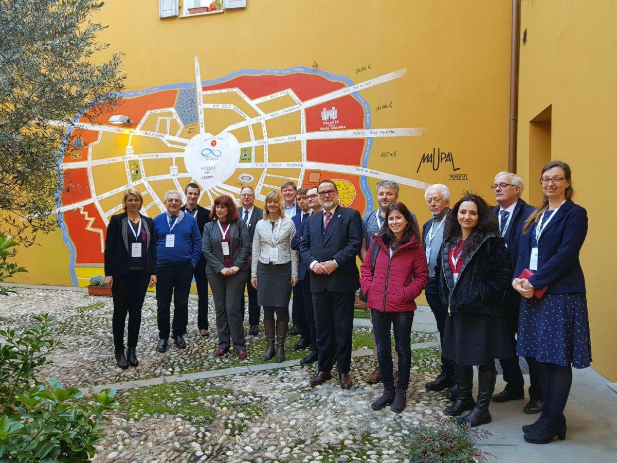 Image ReIReS officieel gelanceerd in Bologna