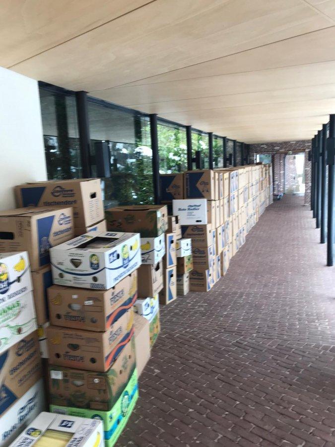 Image TUA ontvangt 300 meter boeken