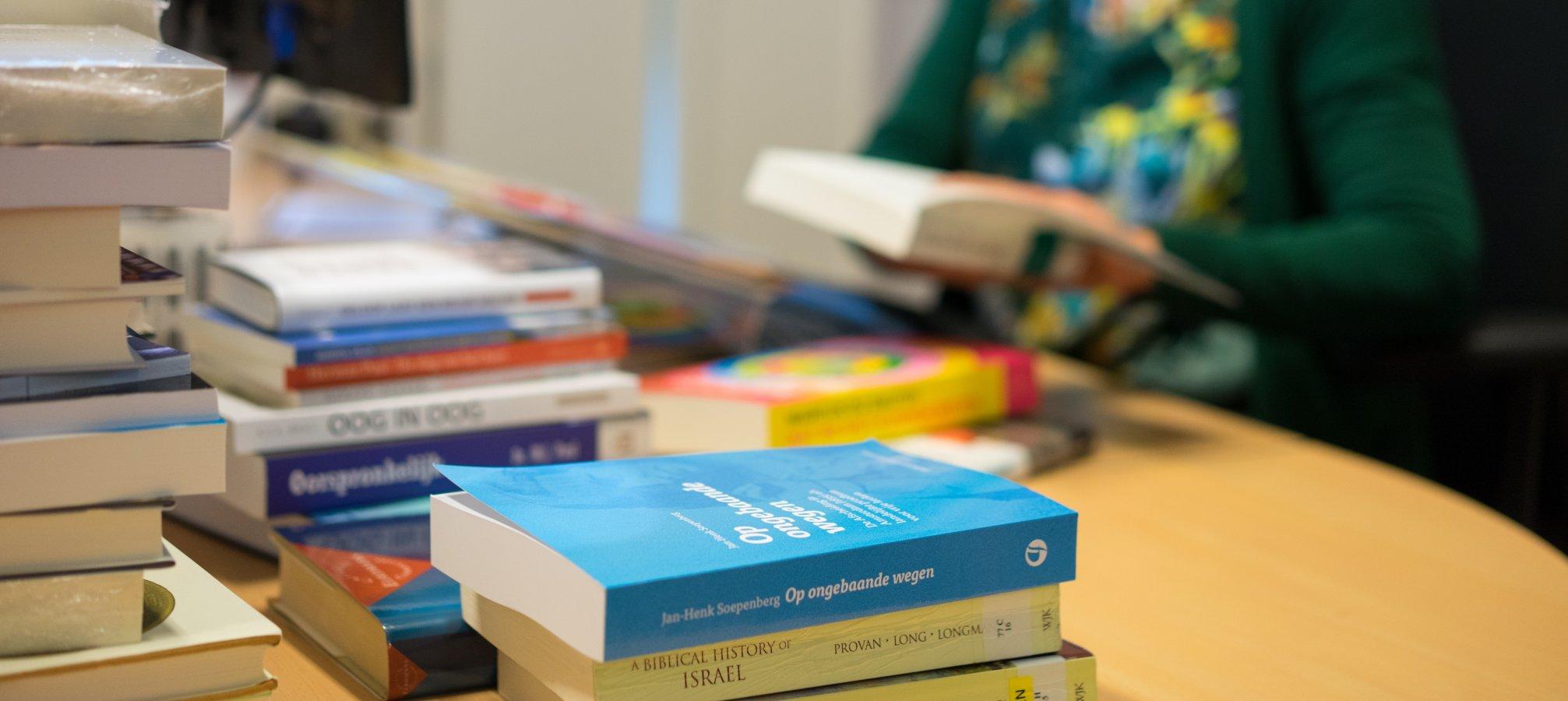 Image Vacature: bibliotheekmedewerker